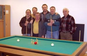 Sportgruppe Billard