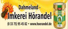 Dahmeland Imkerei Günter Hörandel