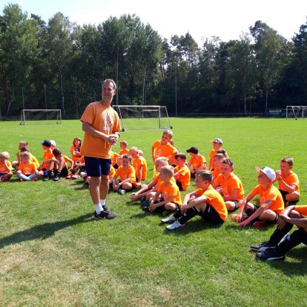 Holländische Fussballschule